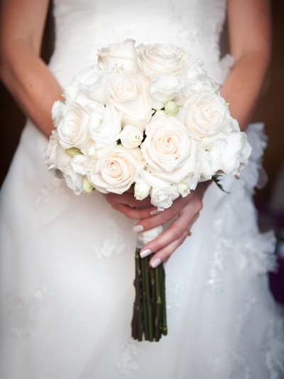 Bride Bouquet White